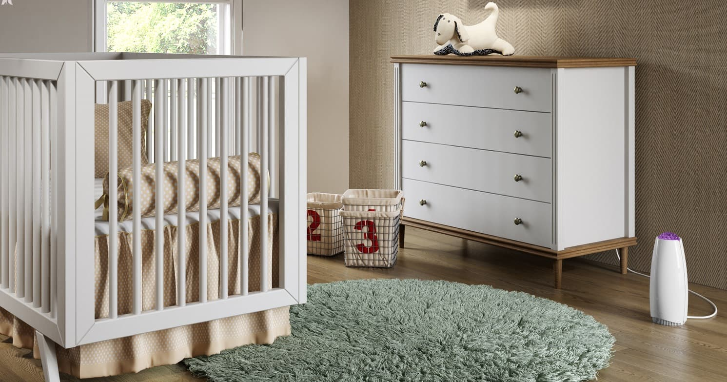 Airfree Tulip for the babyroom